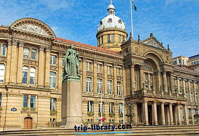 14 Najbolje ocijenjenih turističkih atrakcija u Birminghamu i Coventryju