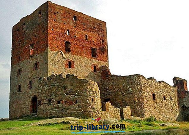 10 Atrações Turísticas mais votadas em Bornholm