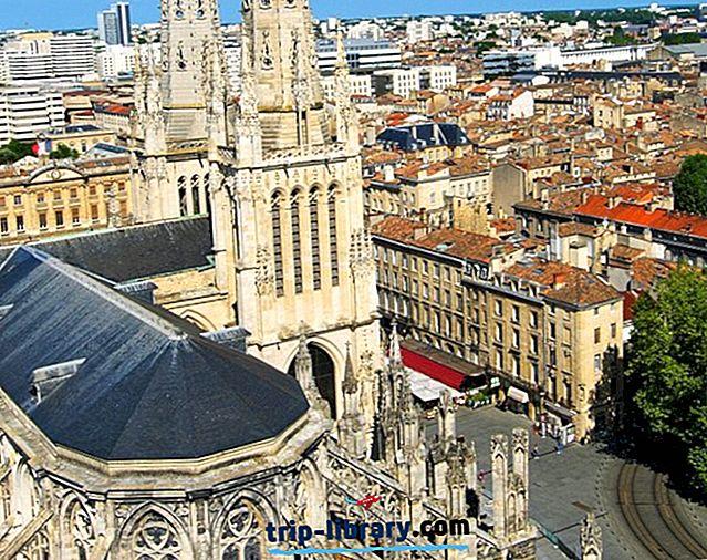 14 Nejoblíbenějších turistických atrakcí v Bordeaux & Easy Day Trips