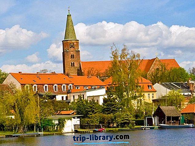 10 populiariausių lankytinų vietų Brandenburge ir Havele
