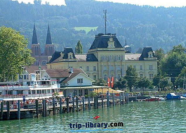 11 parimaid vaatamisväärsusi Bregenz & Easy Day Trips