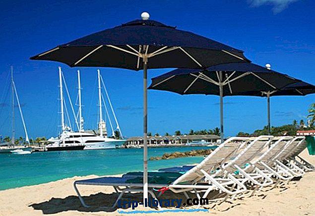 9 najbolj priljubljenih turističnih znamenitosti v Bridgetownu