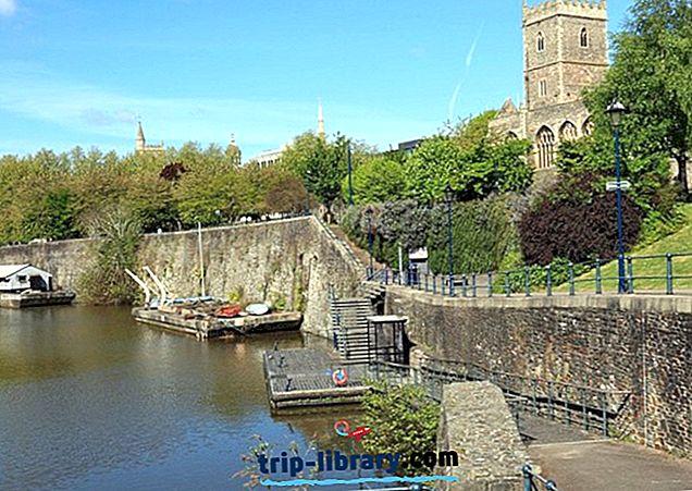 10 najwyżej ocenianych atrakcji turystycznych w Bristolu