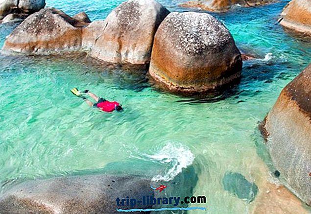 14 Nejlépe hodnocené turistické atrakce na Britských Panenských ostrovech
