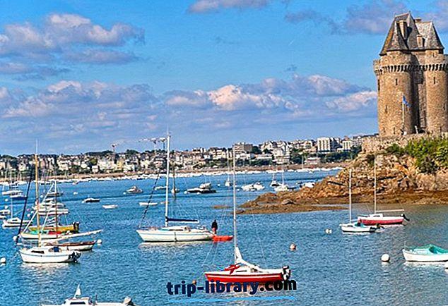 25 tipptasemel vaatamisväärsust ja vaatamisväärsusi Bretagne'is