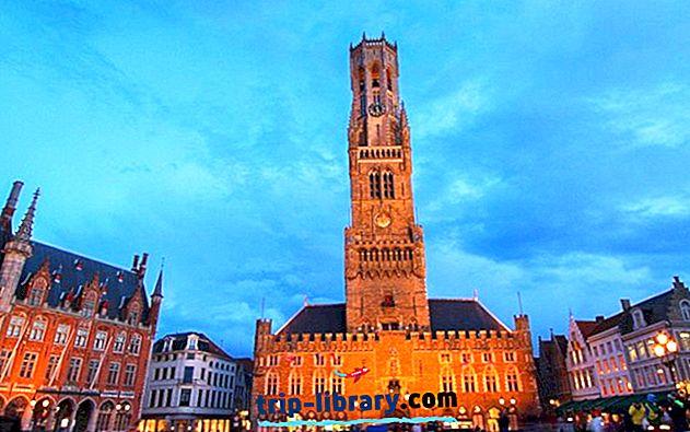 14 tipptasemel vaatamisväärsusi Bruges'is