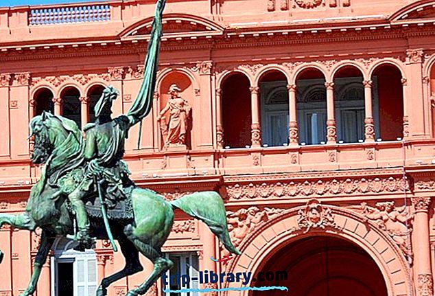 10 suosituinta matkailukohteita Buenos Airesissa