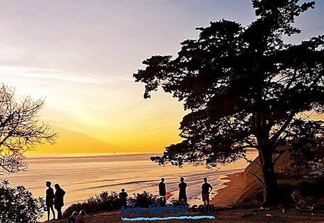 10 Nejlépe hodnocené turistické stezky v Santa Barbara