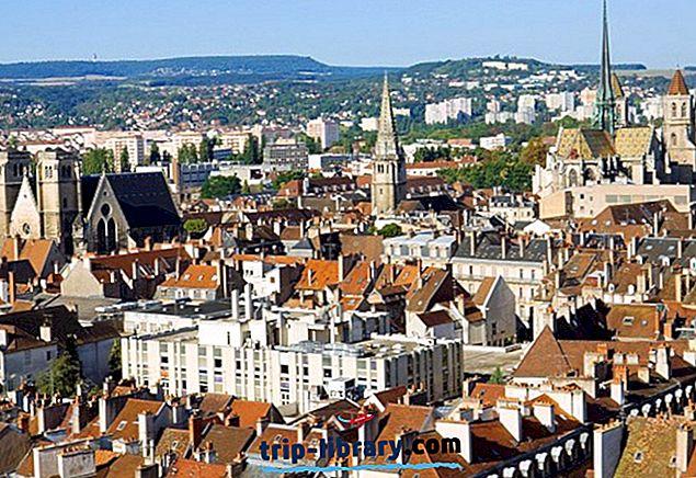 26 najbolj priljubljenih znamenitosti in krajev za obisk v Burgundiji