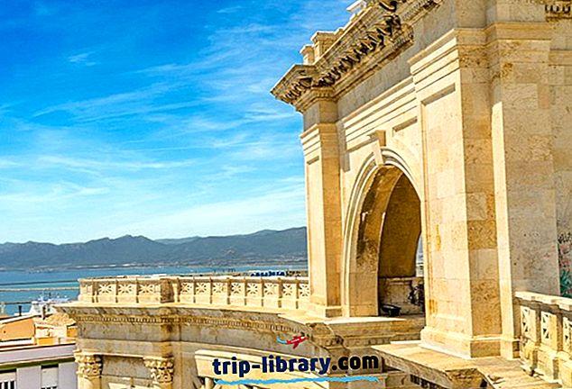 10 Bedst bedømte attraktioner i Cagliari og Easy Day Trips