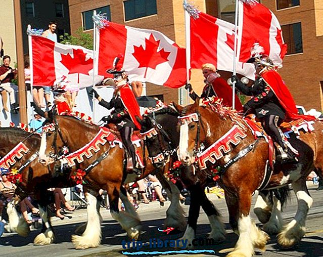 14 najwyżej ocenianych atrakcji turystycznych w Calgary