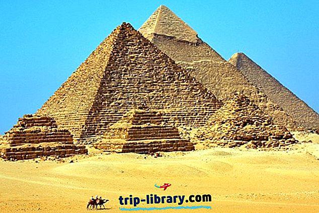 17 populārākās tūristu apskates vietas Kairas un vieglas dienas braucienos