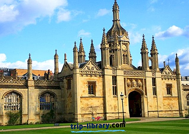 14 populārākie tūrisma objekti Cambridge, England