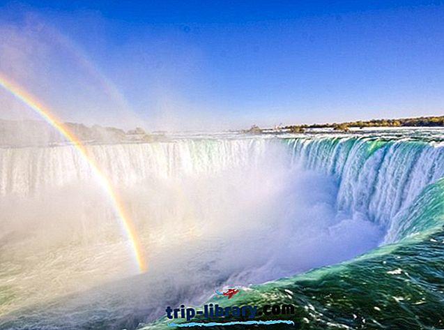 カナダの16のトップ評価の観光スポット
