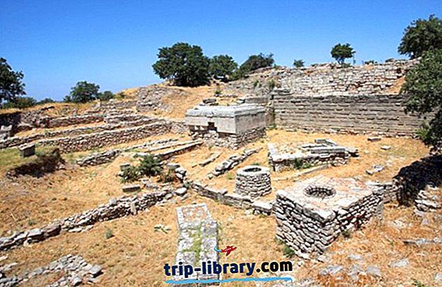 9 Najwyżej oceniane atrakcje w akanakkale, półwysep Gallipoli i Troja
