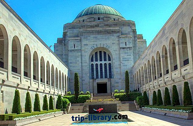 15 Top-bewertete Touristenattraktionen in Canberra und einfache Tagesausflüge