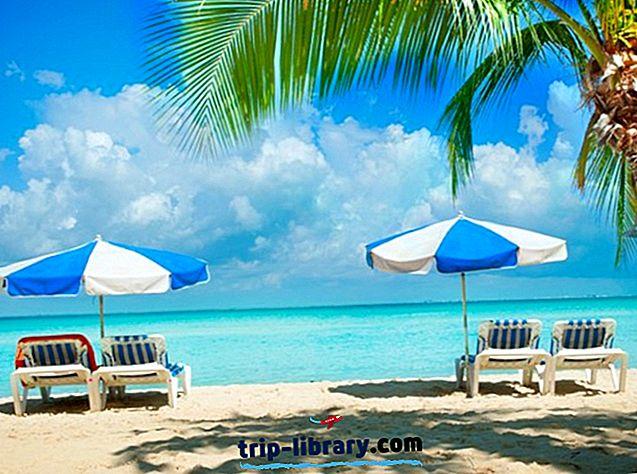 10 mest populære turistattraktioner i Cancún