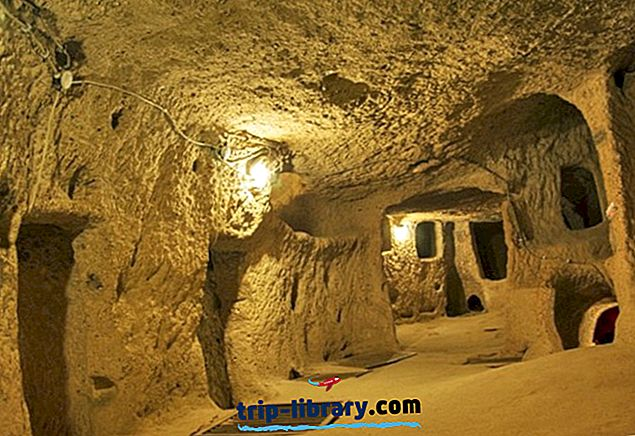 18 suosituinta matkailukohteita Cappadociassa