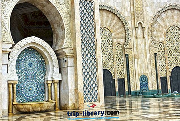 11 Topprangerte turistattraksjoner i Casablanca