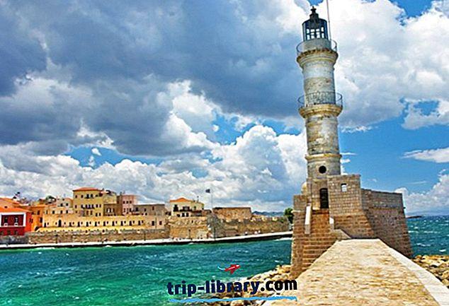 8 Top-bewertete Touristenattraktionen in Chania