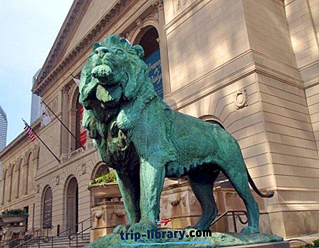 Chicago bölgesindeki en popüler 14 Gezi Yeri