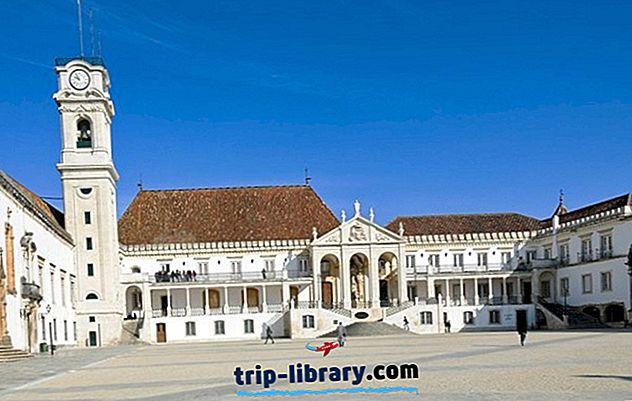 13 A legnépszerűbb turisztikai látványosságok Coimbra & Easy Day Trips-ban