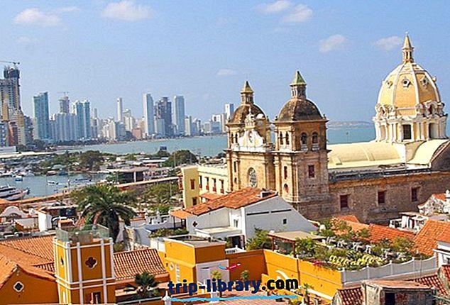 12 populiariausių lankytinų vietų ir lankytinų vietų Kolumbijoje