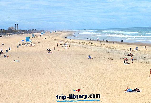 12 populaarsemaid vaatamisväärsusi ja asju, mida teha Huntington Beach'is, CA