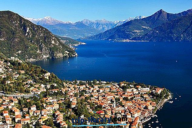Como linna ja Como järve külastamine: parimad vaatamisväärsused, hotellid ja ekskursioonid