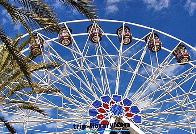12 najbolj priljubljenih znamenitosti in zanimivosti v mestu Irvine, CA