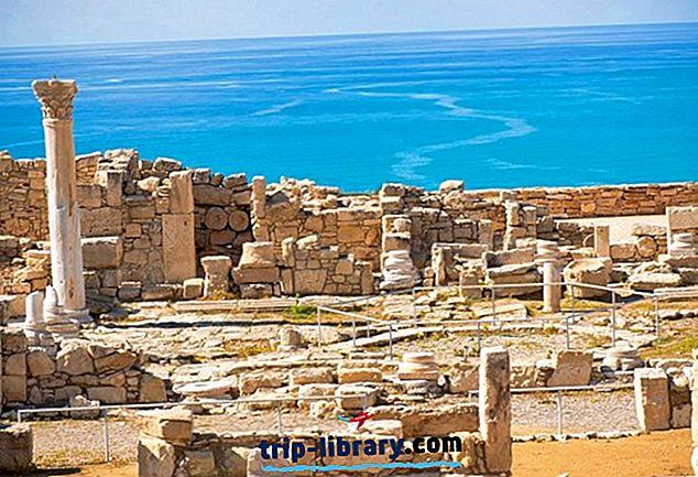 12 най-високо оценени туристически атракции в Кипър