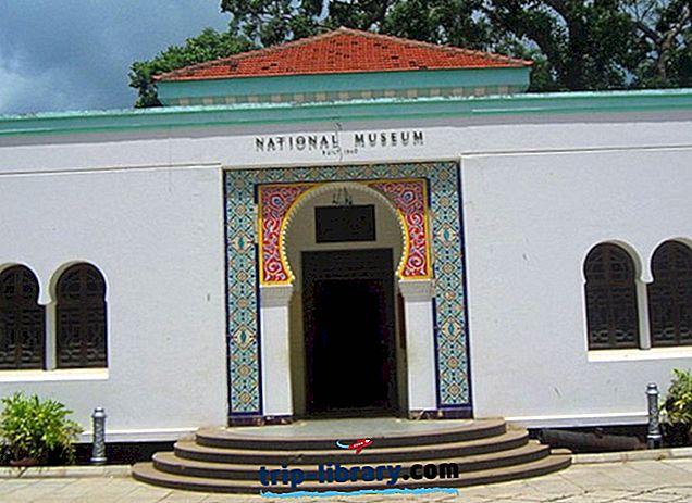 12 Topprangerte turistattraksjoner i Dar es Salaam