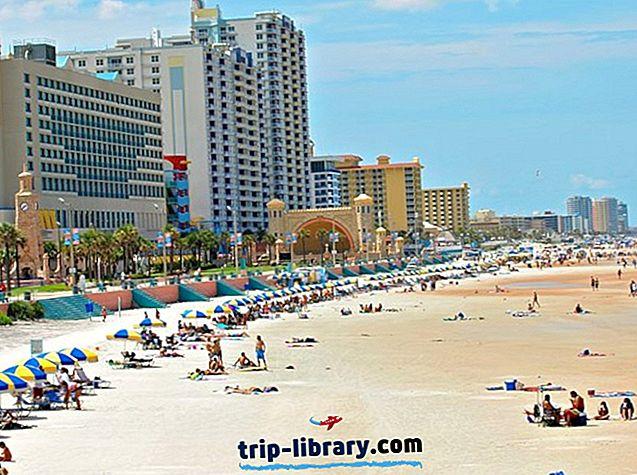 12 najwyżej ocenianych atrakcji turystycznych i atrakcji w Daytona Beach