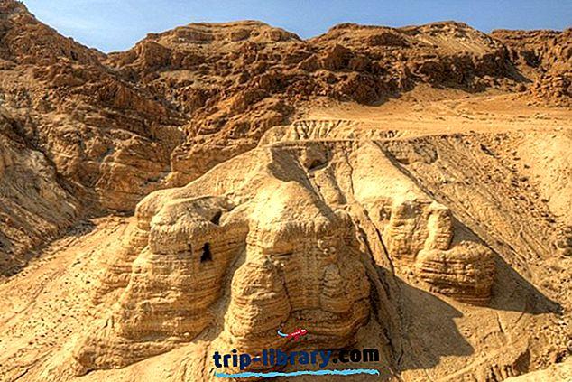 10 най-високо оценени туристически атракции в региона на Мъртво море