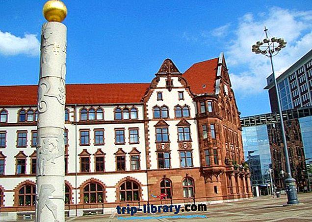 12 Nejlépe hodnocené turistické atrakce v Dortmundu