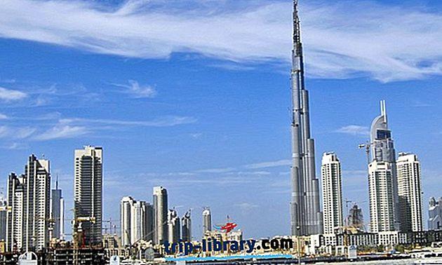 25 من المعالم السياحية الأعلى تقييمًا في دبي