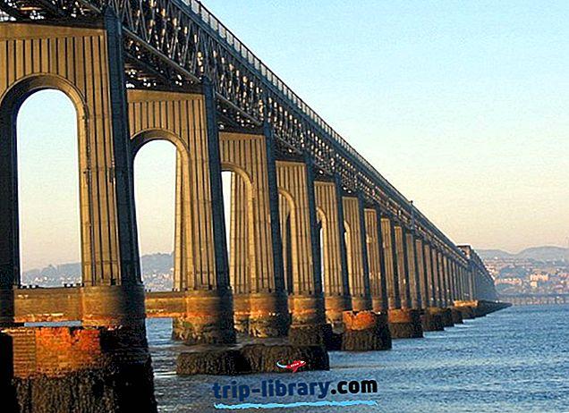 11 Tarikan Pelancong Tertinggi di Dundee & Easy Day Trips