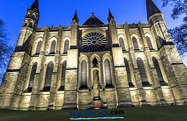 12 Nejlépe hodnocené turistické atrakce v Durhamu
