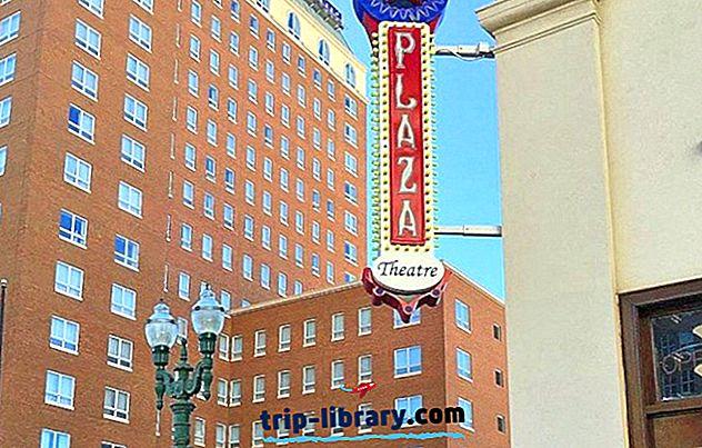 12 Topprangerte turistattraksjoner i El Paso