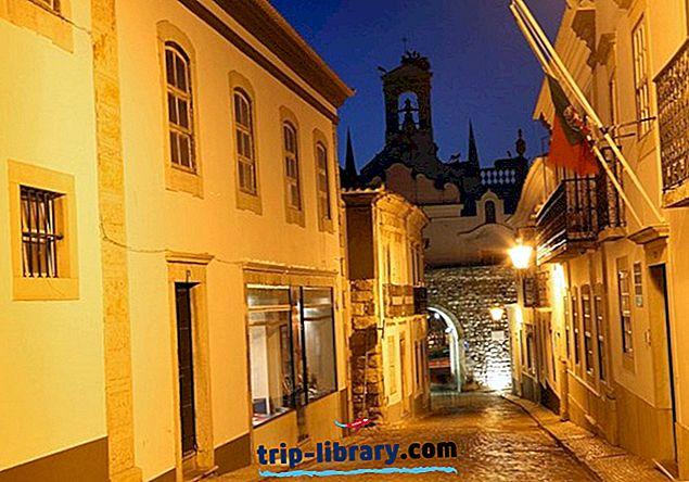 12 legnépszerűbb turisztikai látványosság Faro-ban