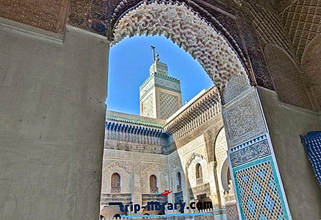 15 principais atrações turísticas em Fes