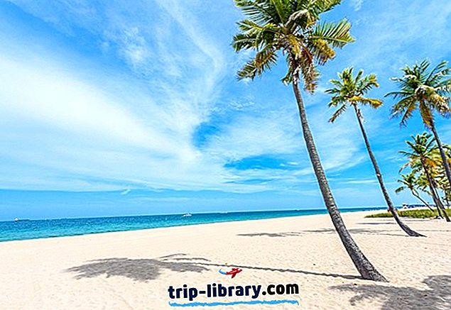 9 Atrações Turísticas mais votadas em Fort Lauderdale