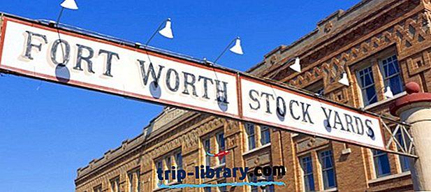 14 найкращих туристичних визначних пам'яток у Форт-Уорт