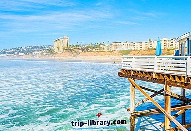 샌디에고 지역의 최고급 해변 12 곳