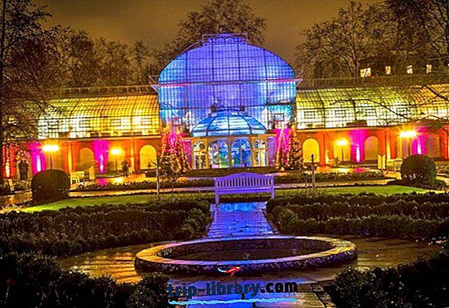12 Najpopularnijih Turistickih Atrakcija U Frankfurtu