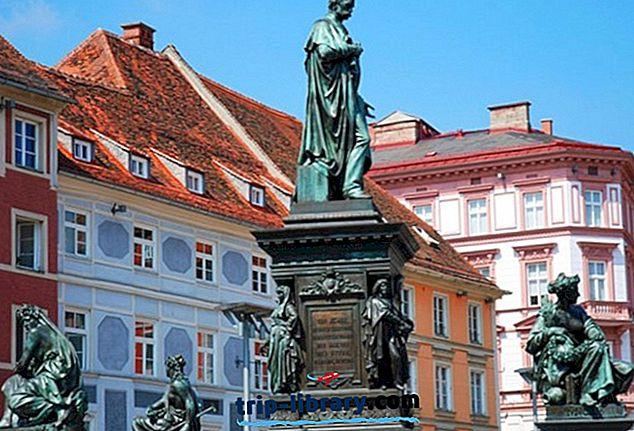 11 najboljših turističnih znamenitosti v Gradcu in Easy Day Trips