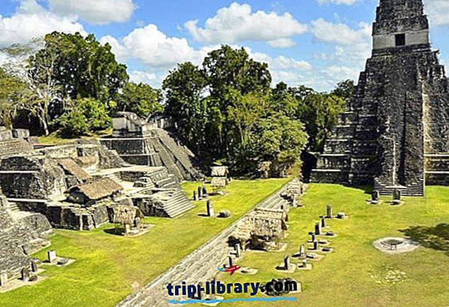 11 populaarseimad turismiobjektid Guatemalas