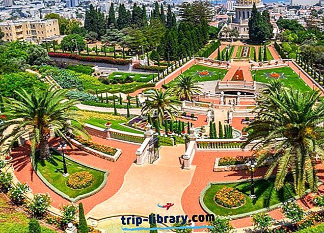 16 najbolj priljubljenih turističnih znamenitosti v Haifi
