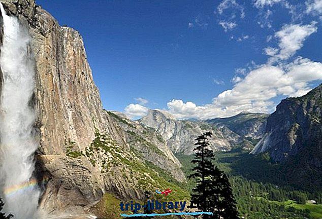 12 bestbewertete Wanderwege in Kalifornien