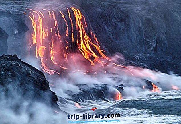 14 Top-bewertete Touristenattraktionen auf der großen Insel Hawaii